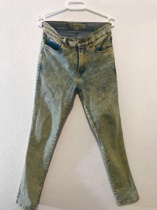 Pantalón de moda estilo vintage