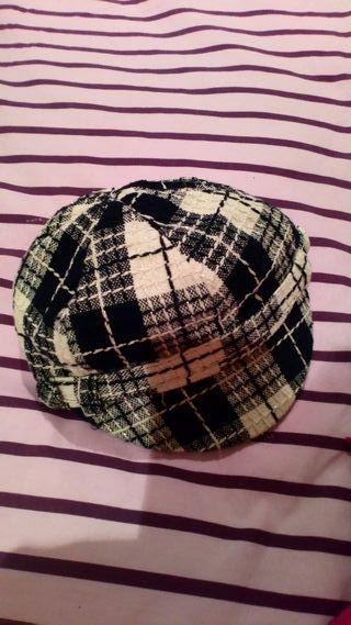 gorra nueva
