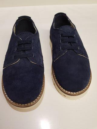 Zapato bebé talla 23 piel Nuevos