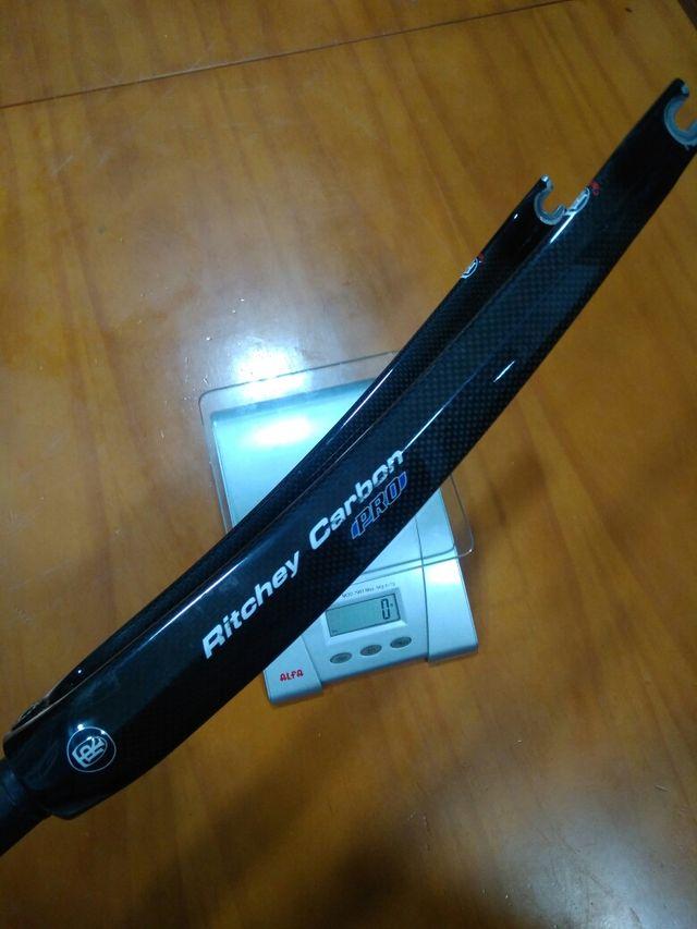 Horquilla carbono Ritchey carbon Pro