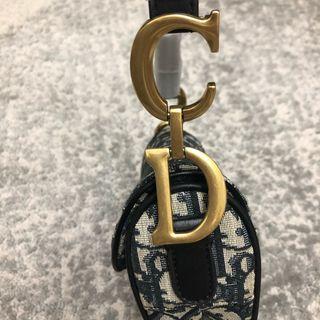 Brand New Stunning Dior Oblique Saddle Bag