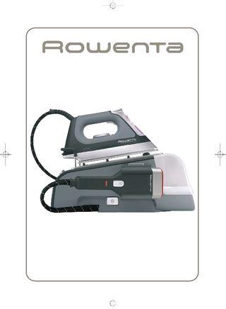 centro de planchado Rowenta dg95440