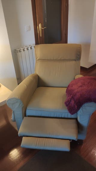 Sillón Relax IKEA PVP 300 €