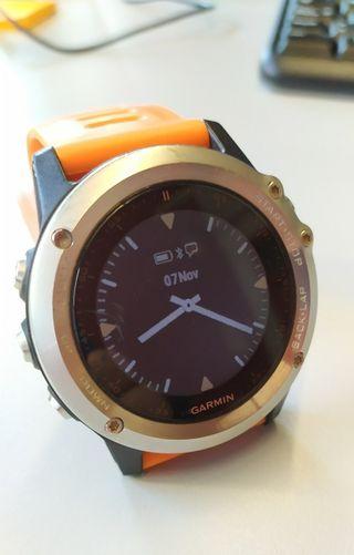 Garmin Fenix 3 HR (GPS + Pulsometro)