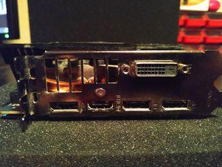 Tarjeta Grafica Sapphire Nitro R9 FURY