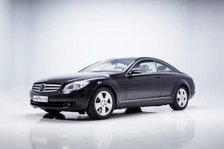 Mercedes-Benz CL 500 Coupe 2007