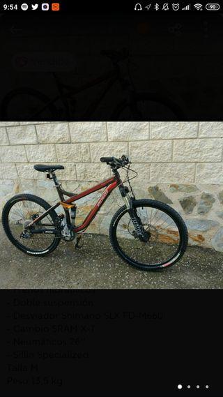 Bicicleta Specialized Pitch Comp