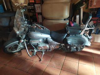 moto hyosung aquila 250
