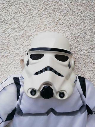 Disfraz Soldado Star Wars. Talla 7-8