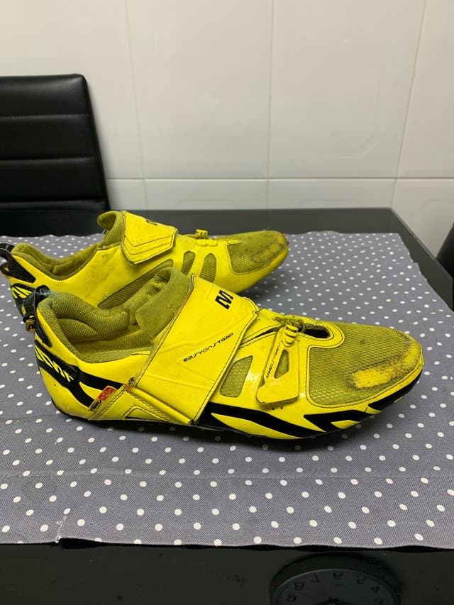 Zapatillas ciclismo mavic