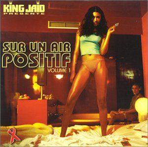 Vinilo King Jaid - Sur un air positif Vol. 1