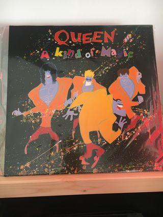Vinilo queen a kind of magic nuevo