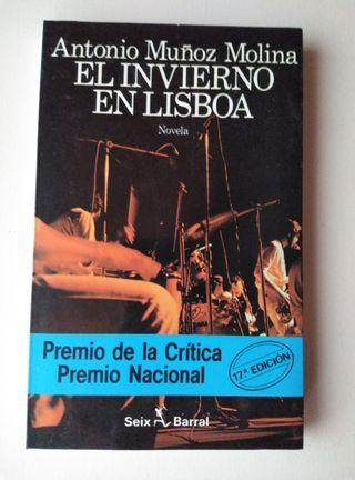 Novela de Antonio Muñoz Molina