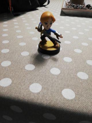 Figura amiibo WiiU