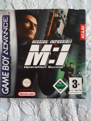 Mission Impossible Game Boy Advance