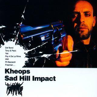Vinilo Kheops - Sad Hill Impact