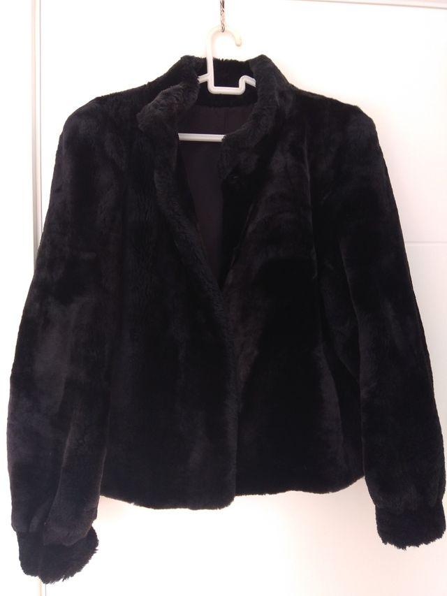chaqueta mouton