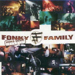 Vinilo Fonky Family - Hors Serie Vol. 1