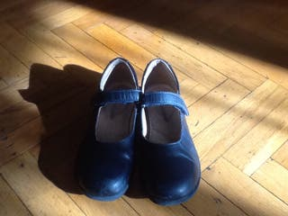 Zapato colegio