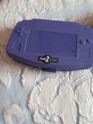 Portajuegos Game Boy Advanced