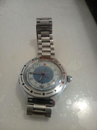 reloj ruso