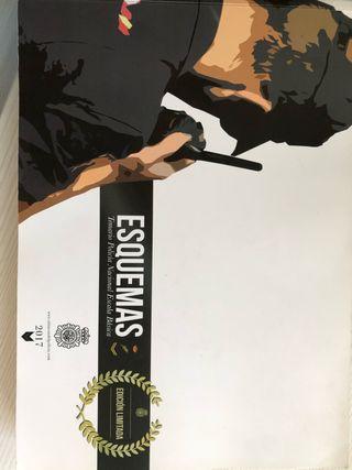 Libro esquemas policía nacional