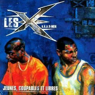 Vinilo Les X - Jeunes Coupables et Libres