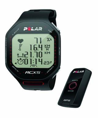 polar rcx5 con gps y pulsometro