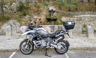BMW R1200 GS LC 2017