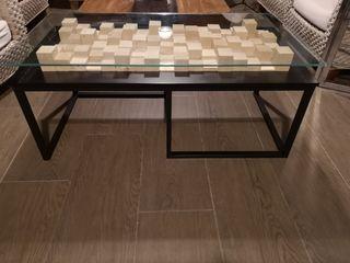 exclusiva mesa de diseño contemporaneo
