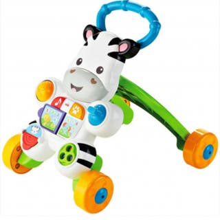 Cebra andador Fisher Price