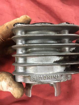 Cilindro simonini 75 aluminio Yamaha jog aerox