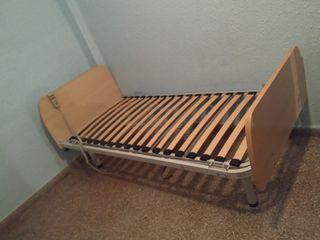 cama motorizada