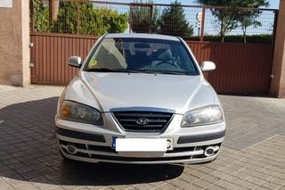 Hyundai Elantra 1.6 GLS 5P (gasolina B)
