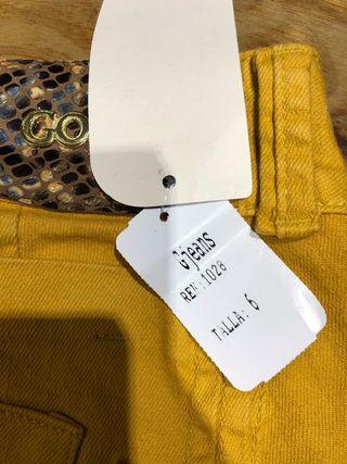 Talla 34 pantalón colombiano mujer nuevo