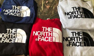 Prendas North Face
