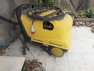 se vende karcher y compresor
