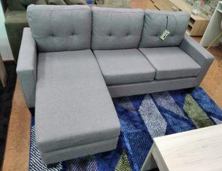 Sofá Chaise-Longue (YA -6036)