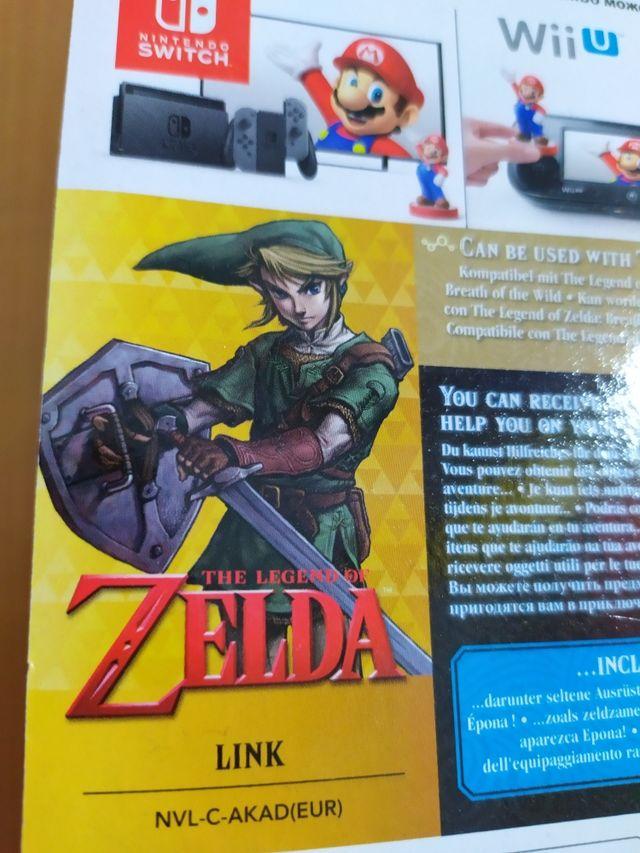 Amiibo Zelda Link Twilight Princess