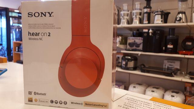 CASCOS SONY EAR ON 2 WIRELESS PINK NUEVOS