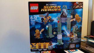 Lego 76085 Aquaman Héroes Liga Justicia