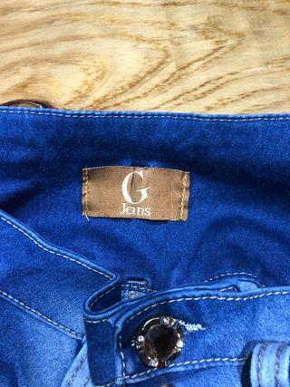 Talla 34 pantalón colombiano mujer Gogo Jeans
