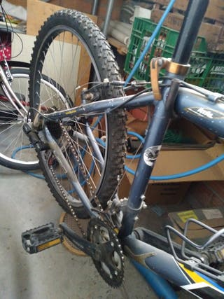 BH OVER bicicleta