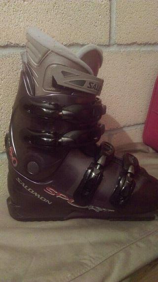 Botas de esquí de mujer