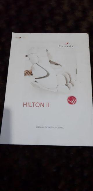 Masaje Sillon