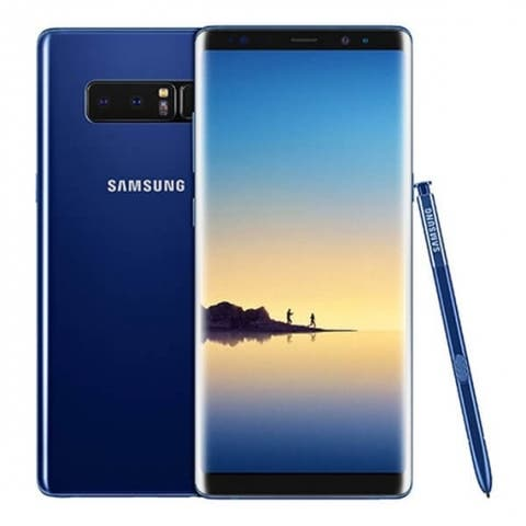 SAMSUNG GALAXY NOTE 8 64GB AZUL