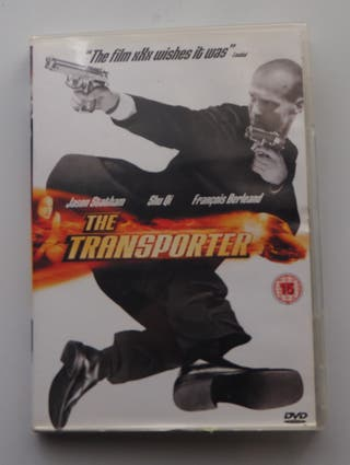 DVDs THE TRANSPORTER