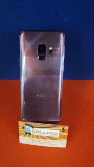 Samsung galaxy S9 rose