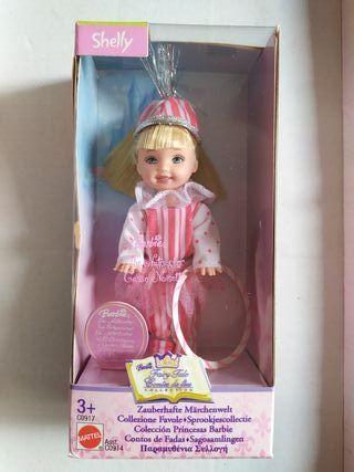 Shelly Cascanueces Barbie