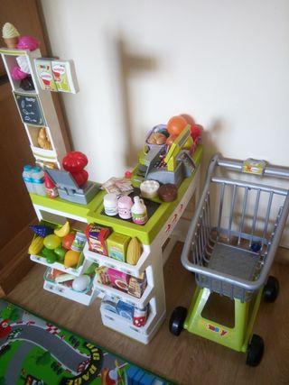 Supermercado juguete Smoby